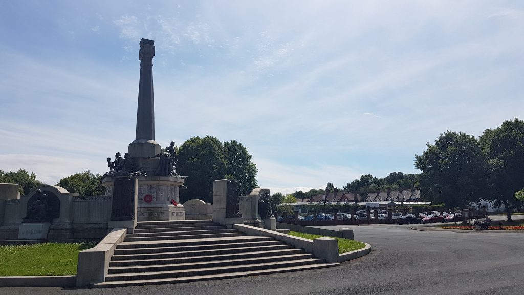 Port Sunlight War Memorial